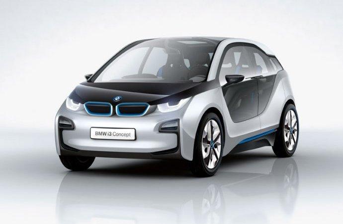 BMW i3 оценили в 1,34 млн рублей