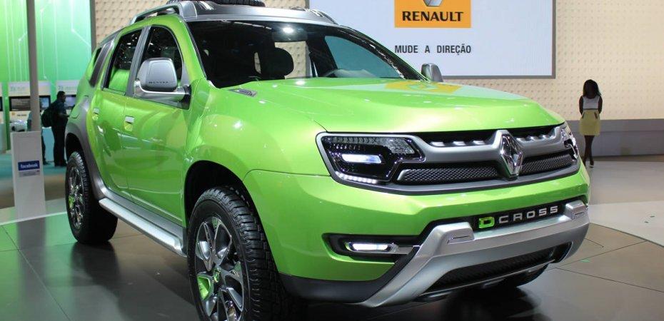 Новый Renault Duster - в сентябре
