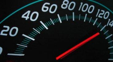 Скорость выросла до 130 км/ч