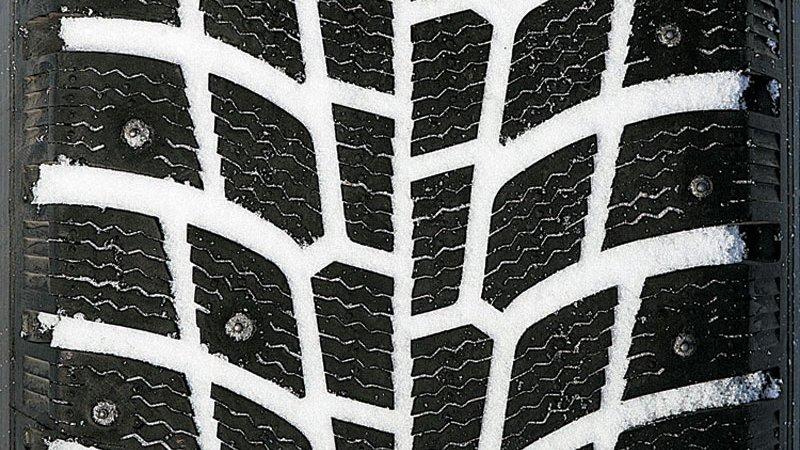 Michelin представила новое поколение шипованных шин – X-Ice North XIN2