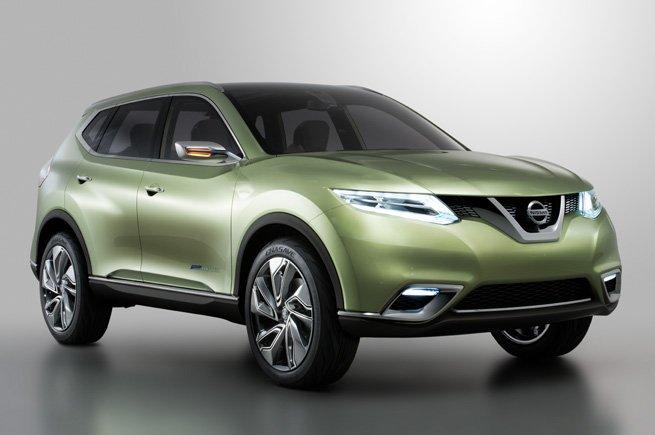 Новые сантиметры Nissan Qashqai