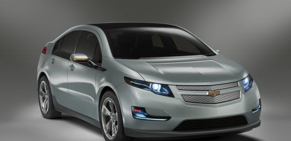 25 новых авто от GM
