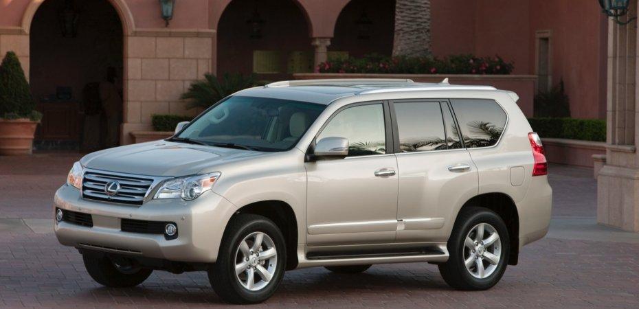 Тойота (Toyota) отзывает внедорожники