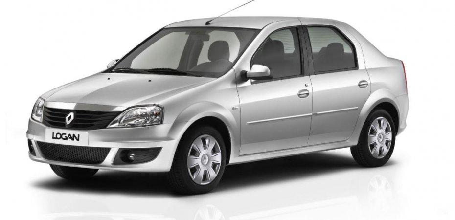 На Рено Логан (Renault Logan) поставят автомат