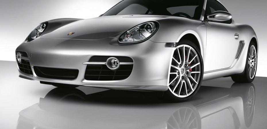 В Германии на 1 мая разбили 106 Порше (Porsche)