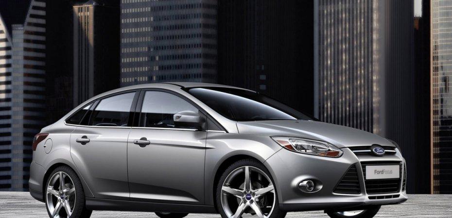 Форд Фокус 3 (Ford Focus 3) уже в производстве и в продаже