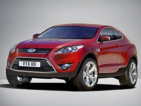 Форд (Ford) готовит новый Фьюжен (Fusion) и Кугу (Kuga)