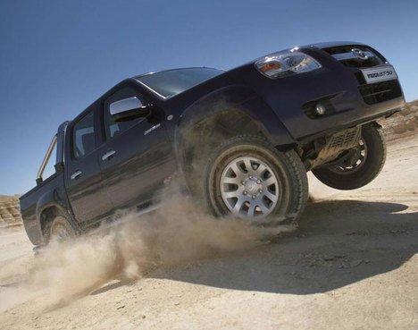 Спецверсия Мазда ВТ-50 (Mazda BT-50) в продаже