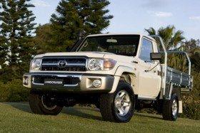 Toyota обновляет 70-ю серию Land Cruiser