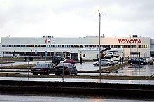 Toyota сократит производственные мощности на 10%