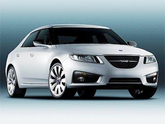 Saab официально представила новый 9-5