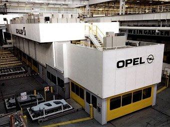 FIAT вновь вступает в переговоры о покупке Opel