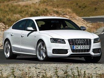 Audi A5 Sportback получил 3-литровый мотор