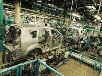 В Mitsubishi Motors констатируют спад уже 17 месяцев подряд