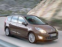 Новый Renault Grand Scenic получил 5 звезд в EuroNCAP