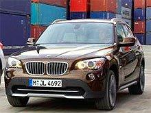 BMW начал серийное производство кроссовера X1
