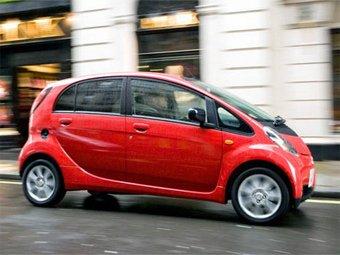 Peugeot-Citroen первым начнет продавать электрокары в Европе