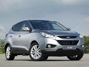 Hyundai обнародовал линейку моторов для ix35