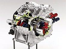 Honda представила первую в мире трансмиссию c двойным сцеплением для мототехники