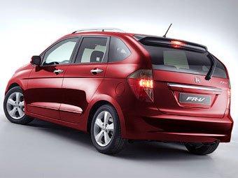 Honda завершает производство компактвэна FR-V