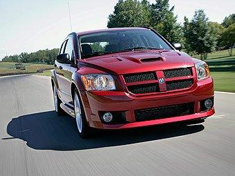 Chrysler сворачивает производство Dodge Caliber SRT4