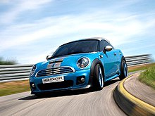 MINI запускает в серийное производтсво Coupe и Roadster