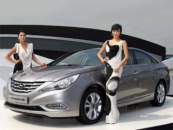 Hyundai официально представила новую Sonata