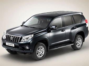 Новый Toyota Land Cruiser Prado будет доступен с 3 моторами