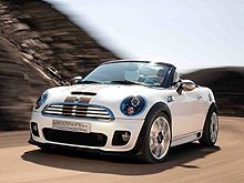 MINI Roadster Concept - для тех, кто радуется жизни