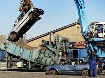 В России выделили бюджет на премии при утилизации старых авто