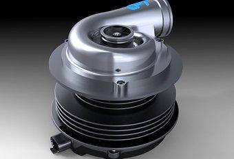 Электрический турбонагнетатель может потеснить традиционный турбонаддув