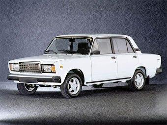 На ИжАвто будут выпускать ВАЗ-2107