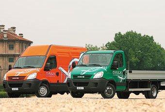 Приостановлено строительство завода Iveco Daily