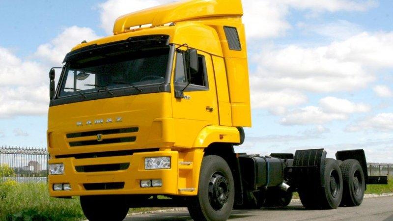 КАМАЗ начал производство рестайлинговых грузовиков