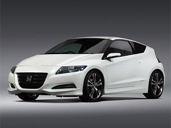 """Honda показала спортивный """"гибрид"""" CR-Z"""