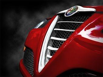 Alfa Romeo Milano покажут только весной 2010 года