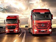 КамАЗ и Daimler объединяются!