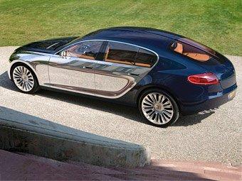 Объявили стоимость суперседана Bugatti Galibier 16C