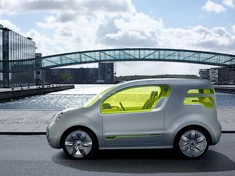 Renault в 2011 году выведет на рынок доступные электромобили