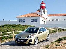 В первый месяц продажи новой Mazda3 в 4 раза превзошли ожидания