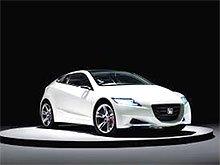 Honda расширяет модельный ряд гибридов