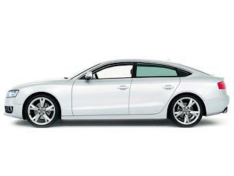 Официальная фото Audi A5 Sportback