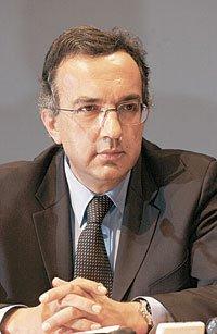 Серджио Маркионе: FIAT будет выпускать внедорожники в России