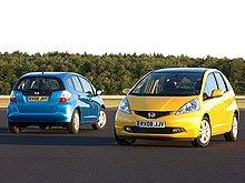 В Великобритании началось производство нового Honda Jazz