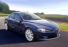 Alfa Romeo Giulia сменит 159-ю только в 2012 году