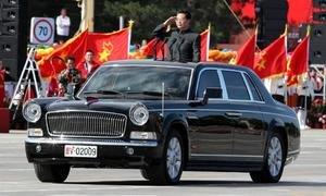 Китай создал лимузин сегмента Luxury Premium стоимостью $450000