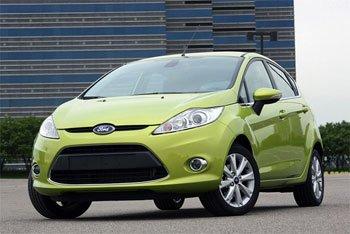 Ford смог увеличить продажи по всему миру благодаря новой Fiesta