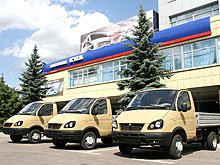 ГАЗ представил заводскую установку ГБО