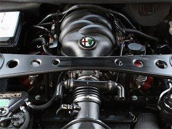 Alfa Romeo разработает восьмицилиндровый мотор