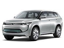 На автосалоне в Токио Mitsubishi представит две мировые премьеры